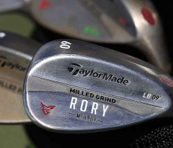 Rory McIlroys neue Eisen von TaylorMade. (Foto: Getty)