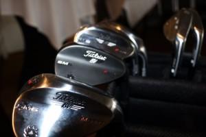 Bob Vokey stellt die neue SM6 Serie in Köln vor. Golf Post ist natürlich mit dabei. (Foto: Golf Post)
