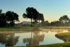 Golf am morgen auf Mallorca. Im Golfclub Son Antem ein wahrer Genuss. (Foto: Golf Son Antem)