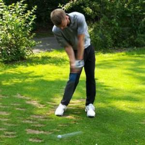 Birk Berdahl beim Training. (Foto: Birk Bergdahl)