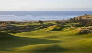 Auf den Plätzen des Bandon Dunes Resort kommt nah dran, an den Golferhimmel auf Erden. (Foto: Bandon Dunes Resort)