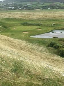 Rainer Veith kämpfte sich auf seiner Turnierreise durch Irland über zahlreiche Golfplätze. (Foto: Rainer Veith)