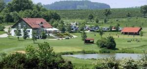 Die Golfanlage Rottbach in der Nähe von München. (Foto: GolfRange)