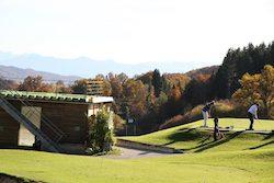 Perfekte Bedingungen für gutes Einspielen (Foto: Facebook.com/Golfanlage Gut Rieden)
