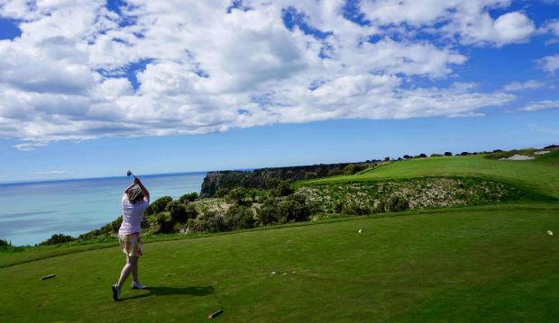 Golfreisen-Neuseeland-Golf