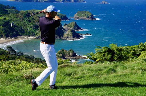 Golfreisen-Neusseland-Golf-II