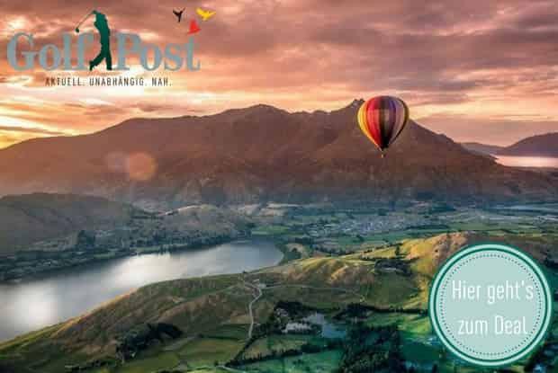 Hier finden Sie die perfekte Neuseeland-Reise im Golf Post Reise-Deal. (Foto: Golf Post)