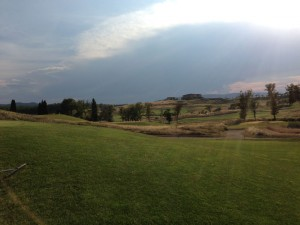 Impressionen vom Golfplatz La Bagnaia. (Foto: Golf Post)