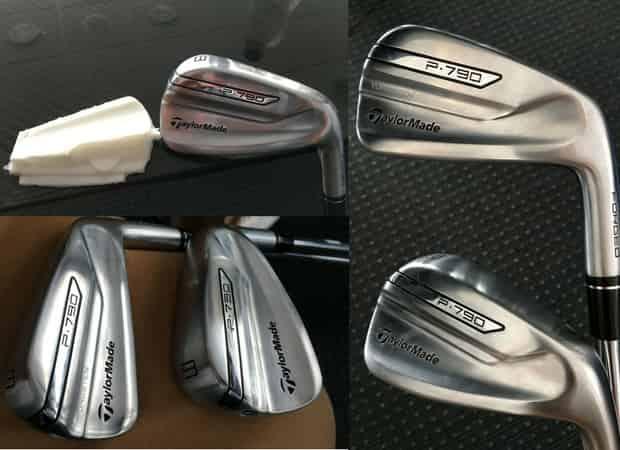 Golf Post hat die neue P700-Eisen-Serie von TaylorMade bereits bei der offiziellen Vorstellung unter die Lupe genommen. (Foto: Golf Post)