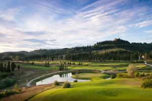 Der Golf Club Castelfalfi: Golfen Deluxe in der Toskana.