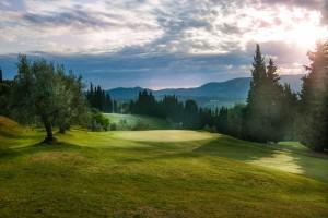 Hier zu sehen: Circolo del Golf Ugolino Firenze. (Foto: Golf Ugolino)