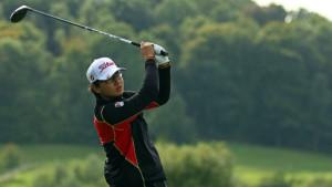 David Li gehört nach seinem zweiten Platz bei der Herren-DM auch auf dem Reischenhof zu den Favoriten (Foto: DGV/stebl)