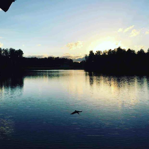 Entspannung pur am See des Vilnius Grand Resorts. (Foto: Golf Post)