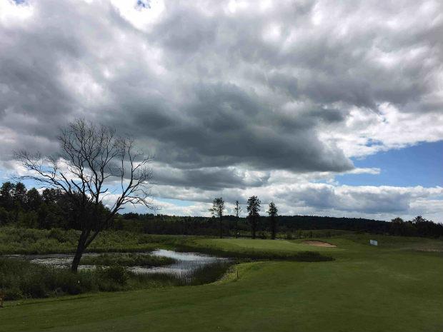 """Im """"Capitols Golfclub"""" bietet sich den Golfern eine spannende Kulisse. (Foto: Golf Post)"""