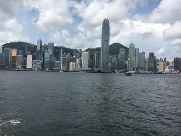 Golfreise Hongkong Skyline