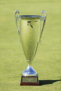 Die Trophäe der Pro Golf Tour. Wer drei Siege auf der Tour verzeichnet, steigt auf die Challenge Tour auf. (Foto: Pro Golf Tour)