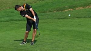Max Schmitt gewann in diesem Jahr zwei Turniere der Pro Golf Tour (Foto: DGV/stebl)