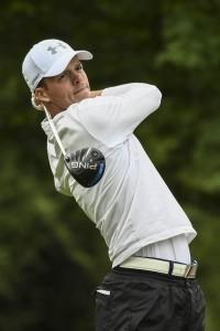 Finn Fleer kann seinen Sieg im ersten Moment noch nicht richtig fassen. (Foto: PGA of Germany)
