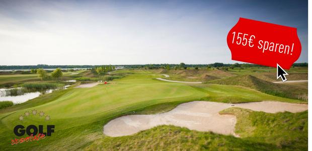 Mitgliedschaft bei GOLF absolute über Golf Post abschließen und 155€ sparen. Hier zu sehen: GC Bachgrund, Nessie (Bild: Golf Post)