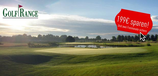 GolfRange Mitglied werden und mit dem Golf Post Special richtig sparen. Hier zu sehen: GolfRange Berlin.(Bild: GolfRange)