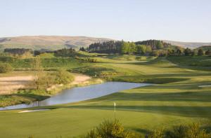 Der Austragungsort des Solheim Cups wird der PGA Centenary Course in Gleneagles, Perthshire werden. (Foto: Getty)