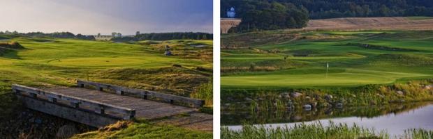 """Das Resort ist aufgrund seiner besonderen Platzstruktur mit vier Sternen klassifiziert und vom Deutschen Golf Verband mit """"Golf & Natur"""" in Gold ausgezeichnet. (Foto: Golf Resort Wittenbeck)"""
