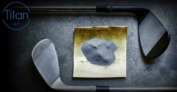 Die MS-16 Technologie macht die Titan Golf Wedges und auch ihre herkömmlichen Wedges zu echten Waffen. Ganz klare Empfehlung von unserer Seite. (Foto: Titan Golf)