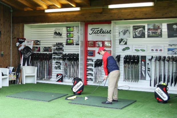 Titleist bietet seinen Kunden drei Fitting-Zentren in Deutschland. (Foto: Titleist)