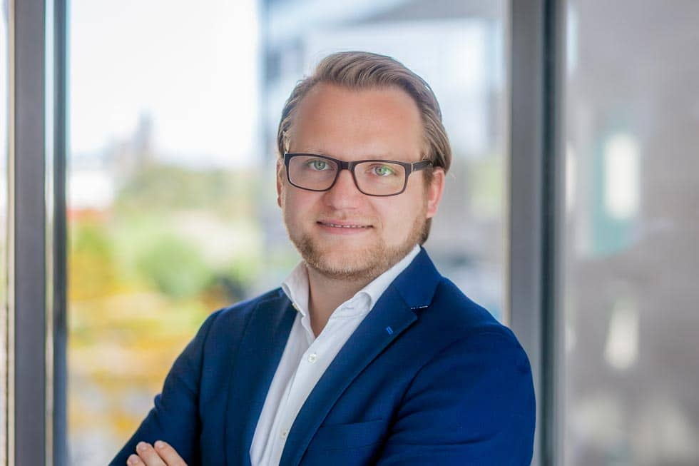 Golf Post Ansprechpartner Matthias Gräf