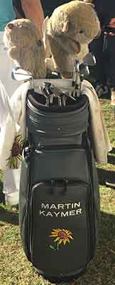 Martin Kaymers Bag bei der Turkish Airlines Open. (Foto: Golf Post)