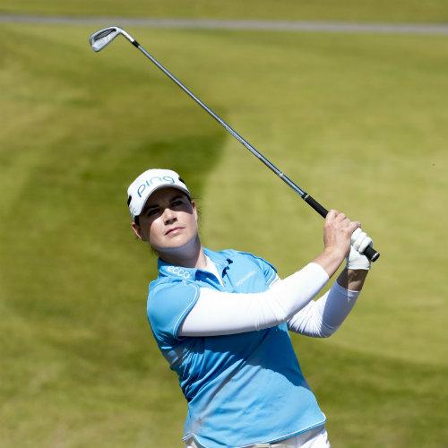 Caroline Masson schließt die Saison 2017 als Nummer 1 der German Order of Merit ab. (Foto: PGA of Germany)