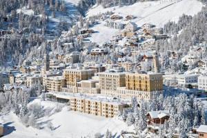 Der wunderschöne Winter in St. Moritz - Einfach einmalig.