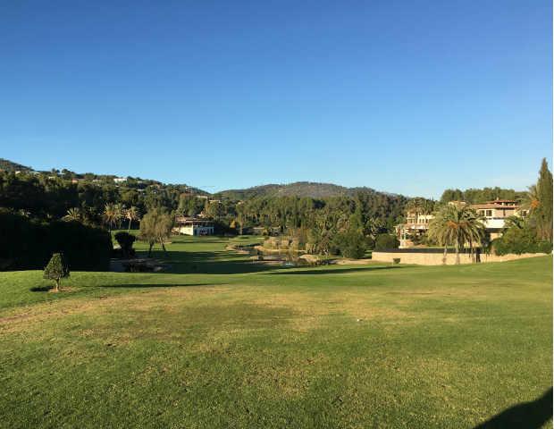 Der Golf Son Vida auf Mallorca. (Foto: Steffen Bents)