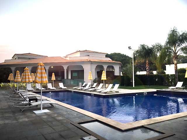Das 4* Hotel Magnolia bietet alles was das Golferherz begehrt. (Foto: Kathrin Ivenz)