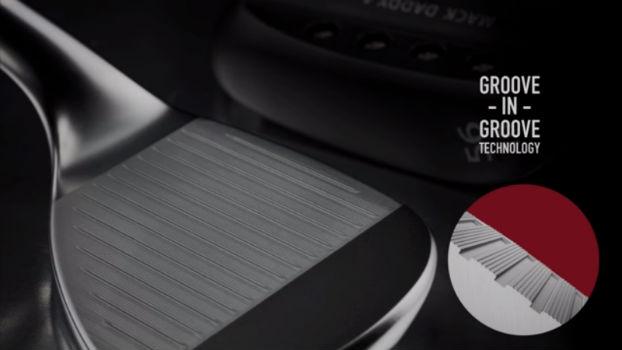 Die Groove-Anordnung soll mehr Spin ermöglichen
