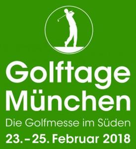 Die Golftage München 2018 - Kommen Sie vorbei!