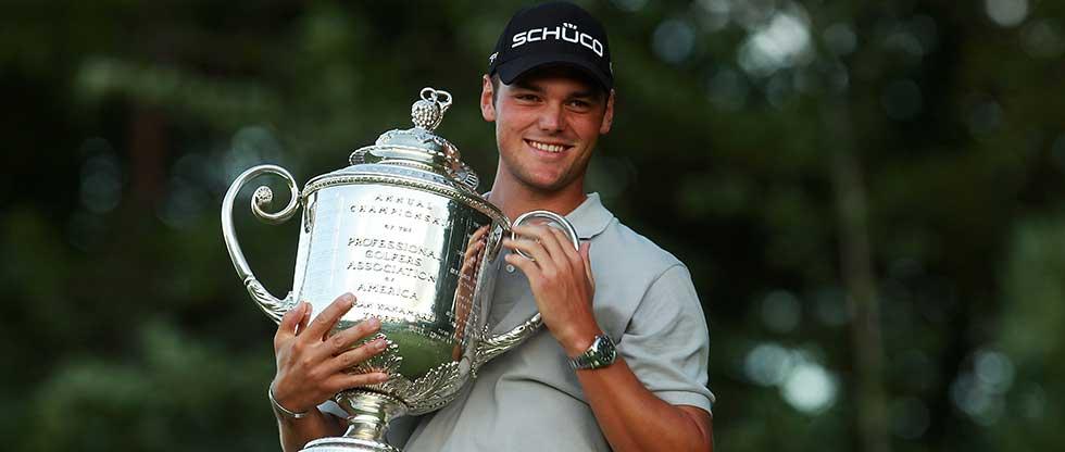 Martin Kaymer gewann 2010 die PGA Championship. (Foto: Getty)