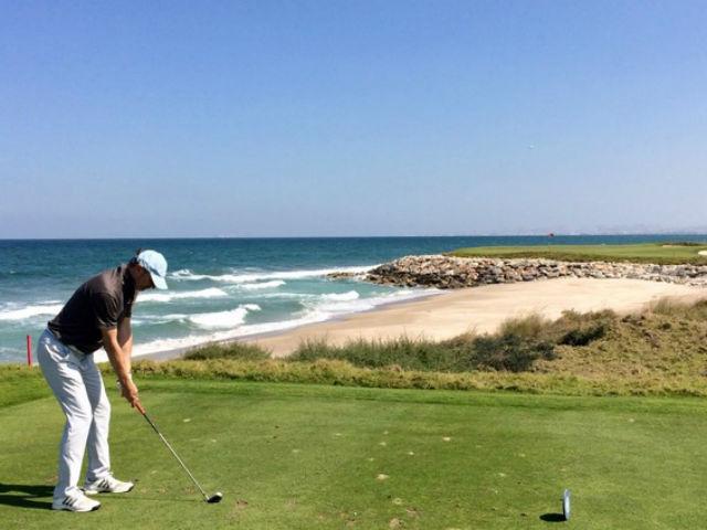 Der Al Mouj Golf Muscat ist Austragungsort der NBO