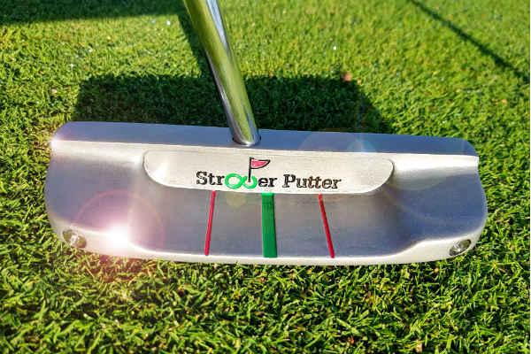 Der neue Straighter Putter LK-18. (Foto: Straighter Putter)