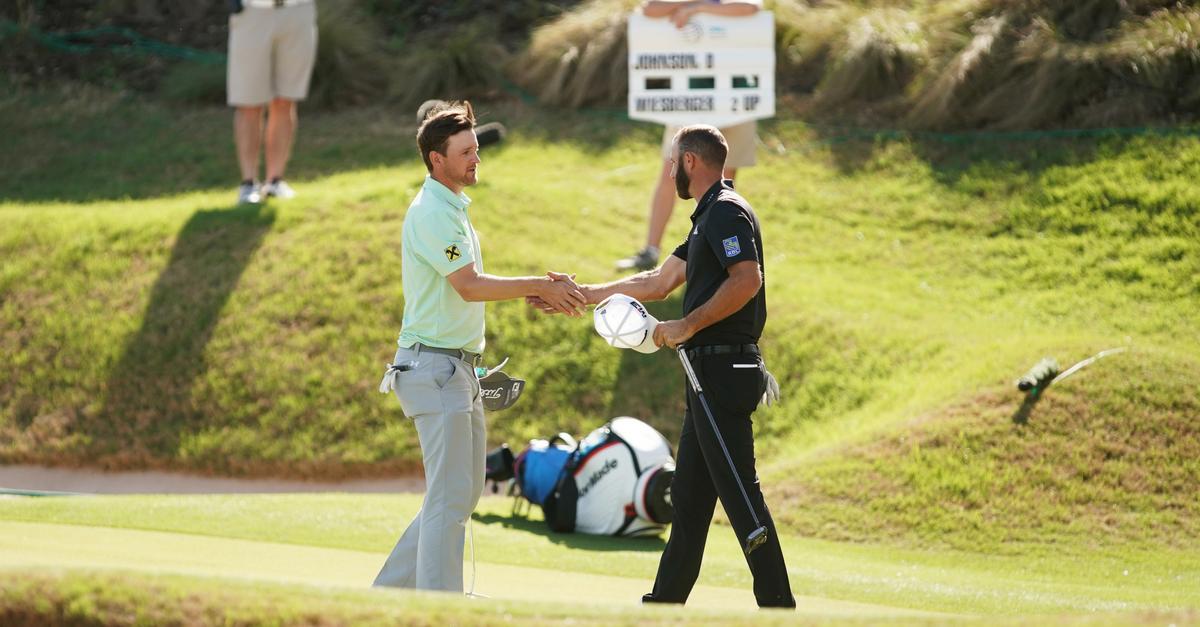 Golfregeln Entfernungsmesser : Entfernungsmesser pga tour martin kaymer spielt sich