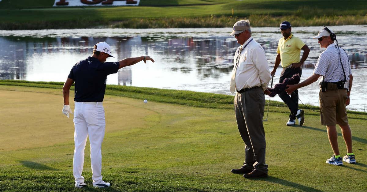 Golfregeln Entfernungsmesser : Neue golfregeln treten ab januar in kraft
