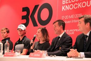 Thomas Pieters wird zusammen mit seinem Bruder und seiner Schwester das Belgian Knockout auf der European Tour ausrichten. (Foto: Belgian Knockout)