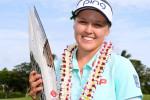 Brooke Henderson gewinnt mit 20 Jahren ihr sechstes Turnier auf der LPGA Tour. (Foto: Getty)