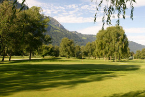 Golfplatz Interlaken Unterseen