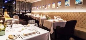 'Das kleine Restaurant' im Warmbaderhof. (Foto: Warmbaderhof)