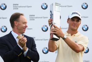 Martin Kaymer sicherte sich vor mittlerweile zehn Jahren den Titel bei der BMW International Open. (Foto: Getty)