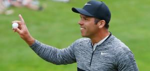 Paul Casey führt auf der PGA Tour und konnte bei der Travelers Championship die beste Turnierrunde notieren. (Foto: Getty)