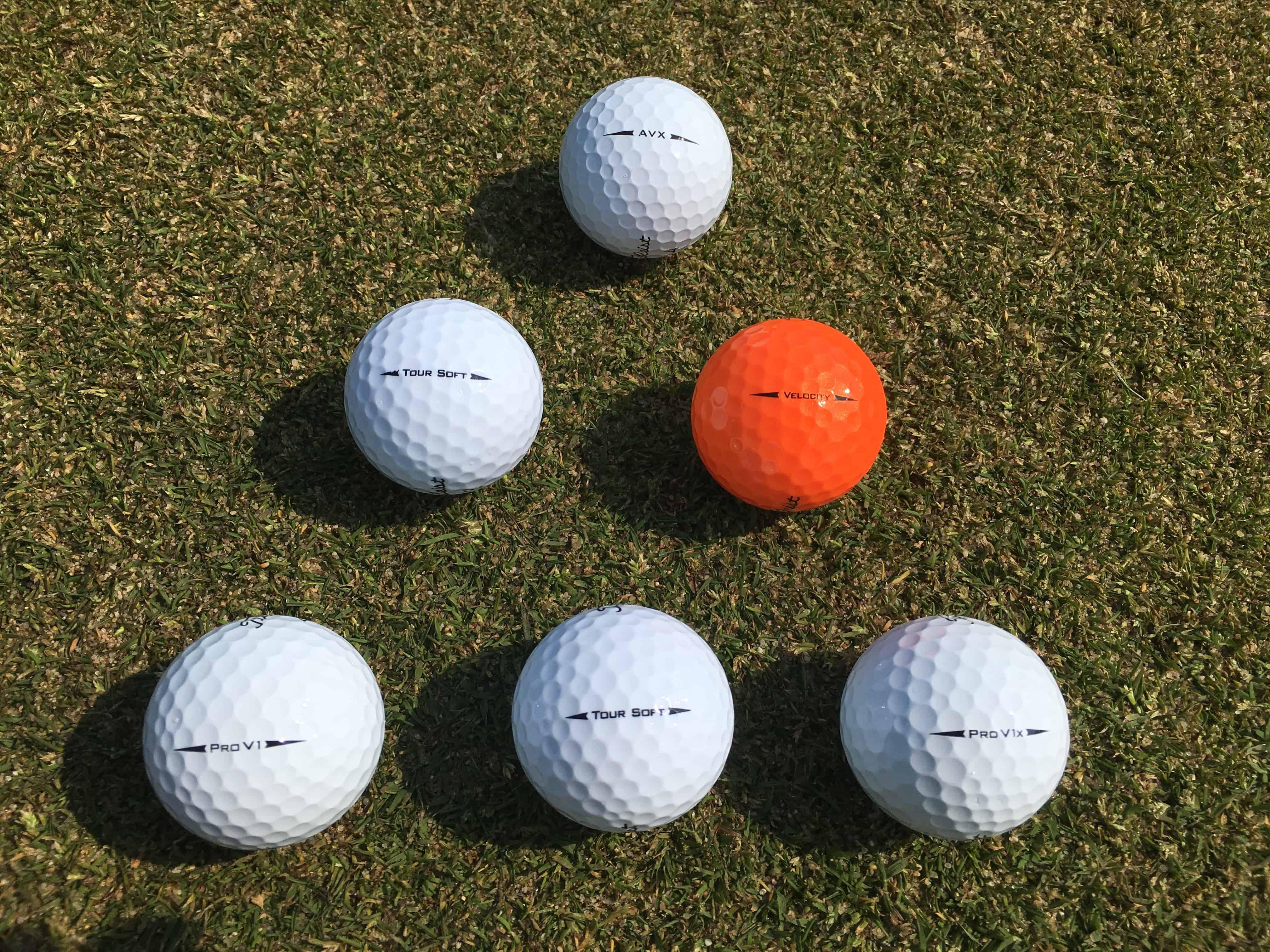 Ist der AVX die neue Speerspitze des Golfball-Portfolios von Titleist? (Foto: Golf Post)