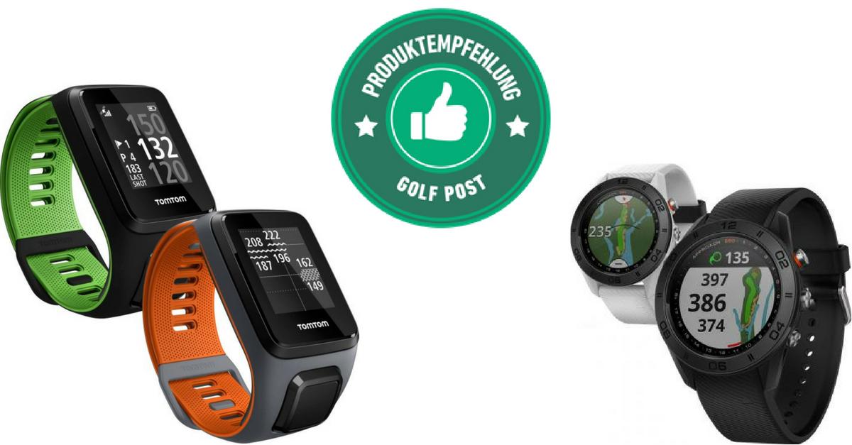 Gps Entfernungsmesser Xxl : Distanz am handgelenk die besten gps uhren für golfer