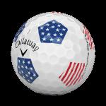 Amerika bestens repräsentiert - der Truvis Stars and Stripes. (Foto: Callaway)